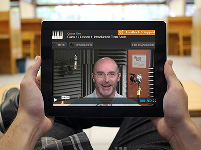 Free courses online learn play piano